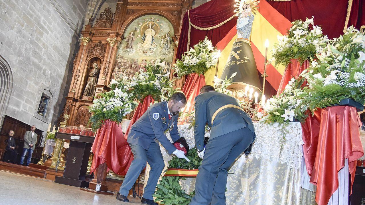 Dia del Pilar, patrona de la Guardia Civil 2019