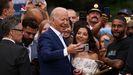 Biden celebra su primer 4 de julio en la Casa Blanca