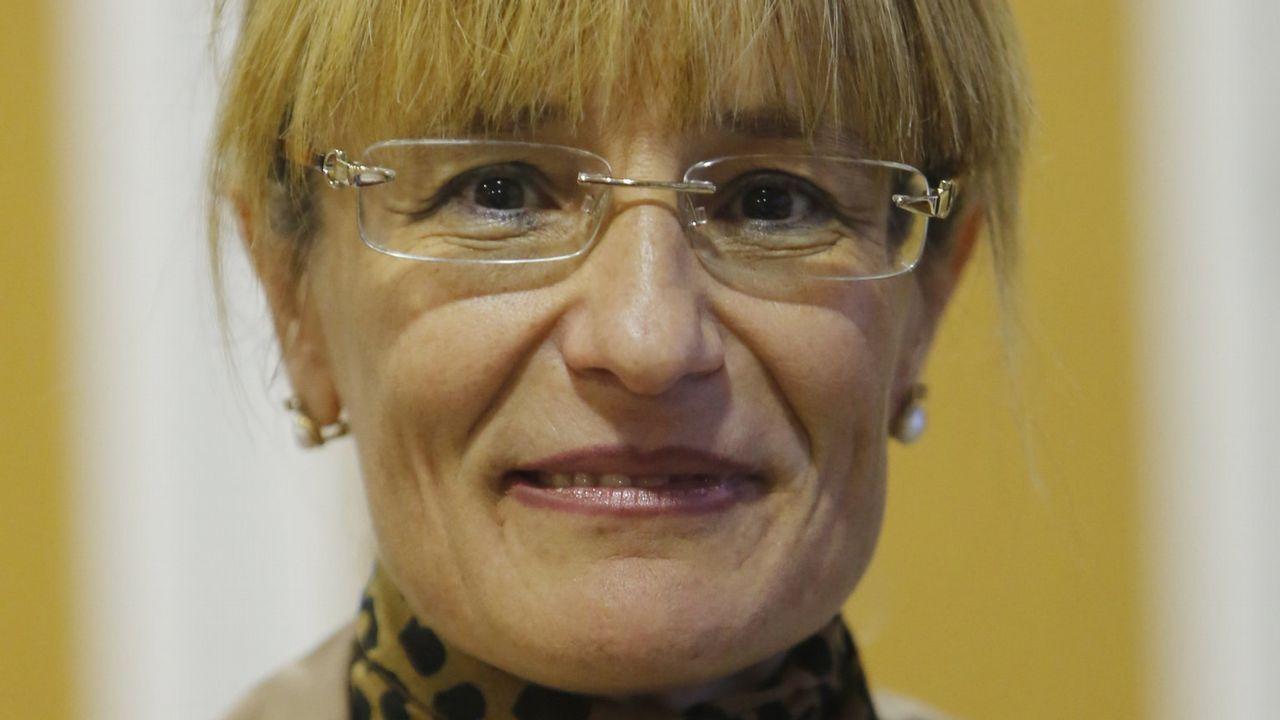ÁNGELES MARRA. Número 3 del PSOE por la provincia de Pontevedra