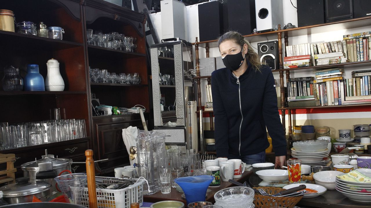 Jasna Teodorovic, de El Oferton: «Las personas ya no vienen a darse un capricho»