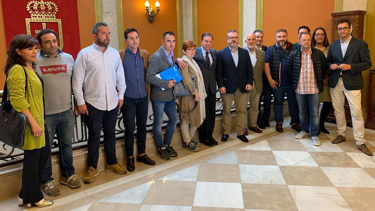 Equipo de Gobierno del Ayuntamiento de Oviedo