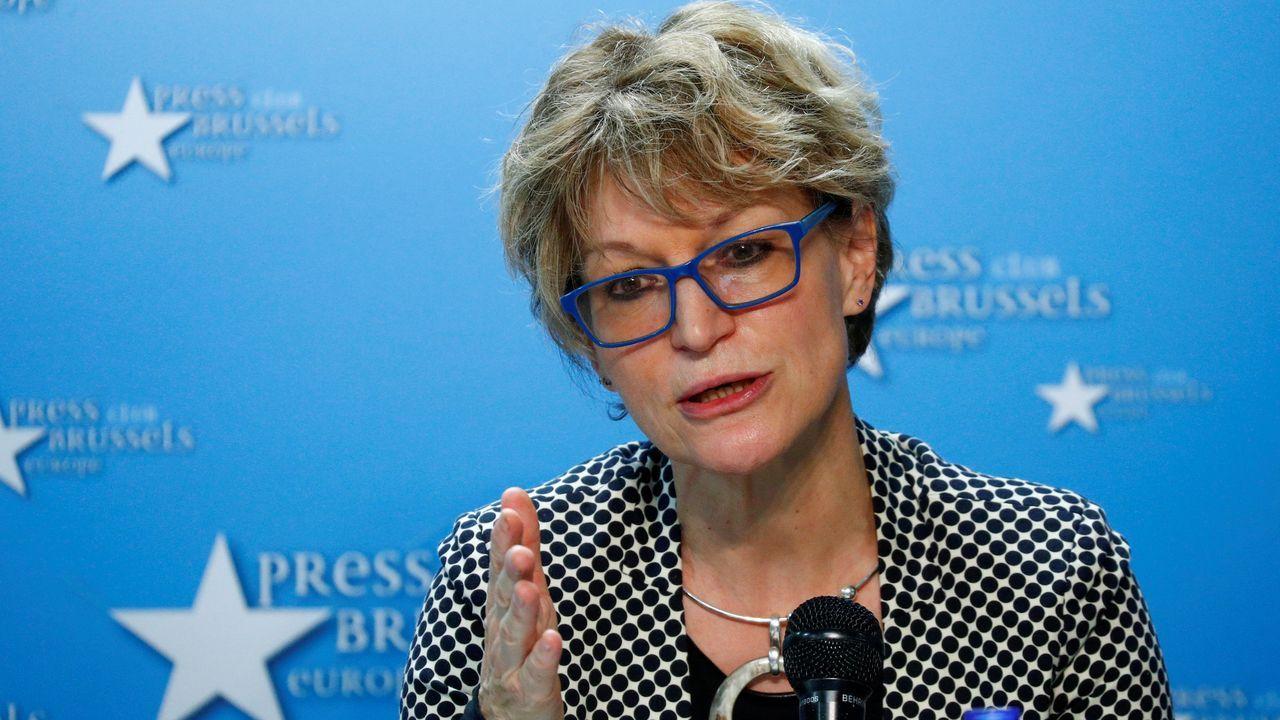 Agnès Callamard dirigió la investigación sobre el asesinato de Khashoggi desde su cargo de relatora especial sobre ejecuciones extrajudiciales de la ONU