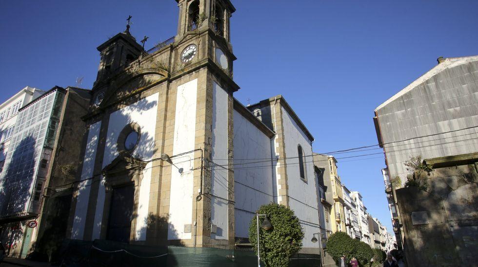 Edificio de la plaza de España catalogado con el máximo nivel de protección