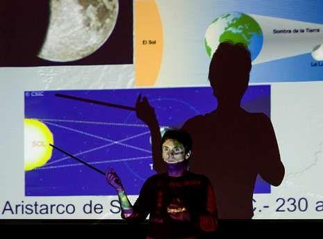 Jorge Mira, durante la conferencia.