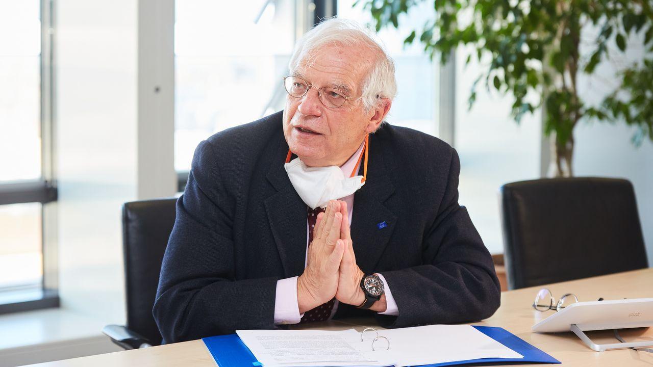 La pandemia en el mundo.El alto representante comunitario para la Política Exterior, Josep Borrell, hizo una declaración sobre Venezuela en nombre de los Veintisiete.