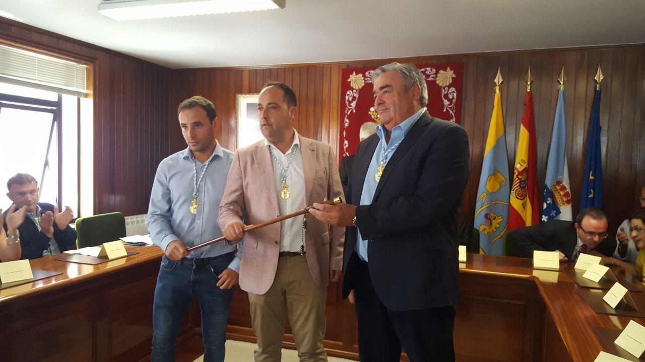 Jose Garcia Liñares (PSOE) tomó posesión el día 15 de junio en el que es su séptimo mandato como alcalde de Cerceda