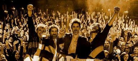 Elefantes, liderado por Shuarma (a la izquierda), fue nominado a los Grammy Latinos por su nuevo disco.