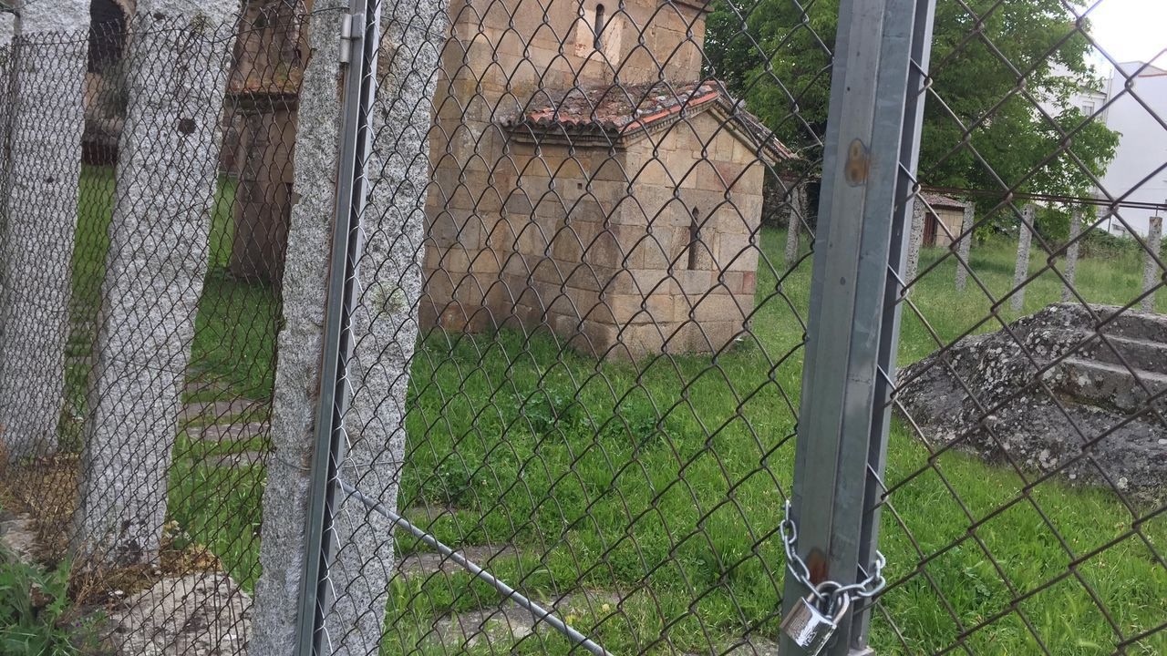 Celanova. Capilla de San Miguel. A Horta do Cura
