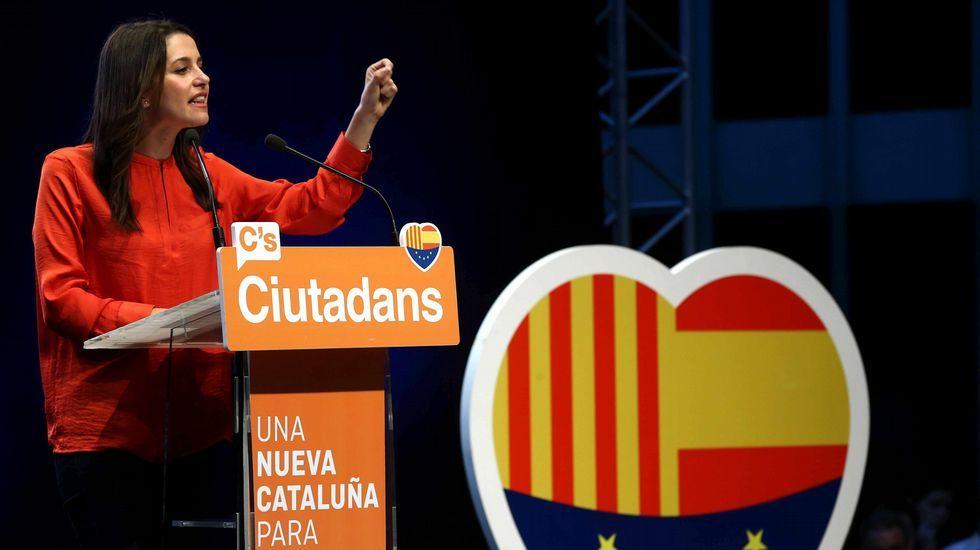 Inés Arrimadas, Ciudadanos. Nació en Jérez (1981). Licenciada en Derecho y Administración y Dirección de Empresas, ha sido diputada en el Parlamento catalán. Ha ejercido como consultora y es una habitual en las tertulias televisivas.