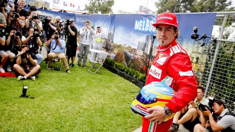 La victoria de Fernando Alonso en Malasia, en imágenes
