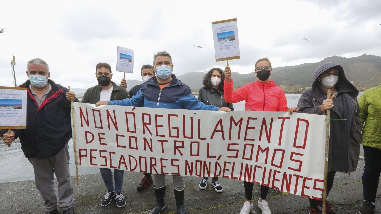 Vacunación a mayores de 80 años en Asturias