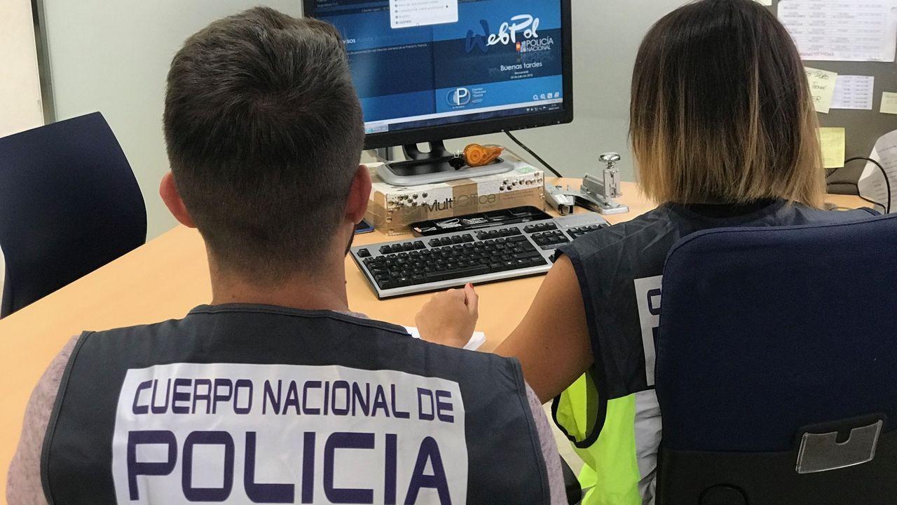 La Policía Nacional alerto del timo a través de las redes sociales