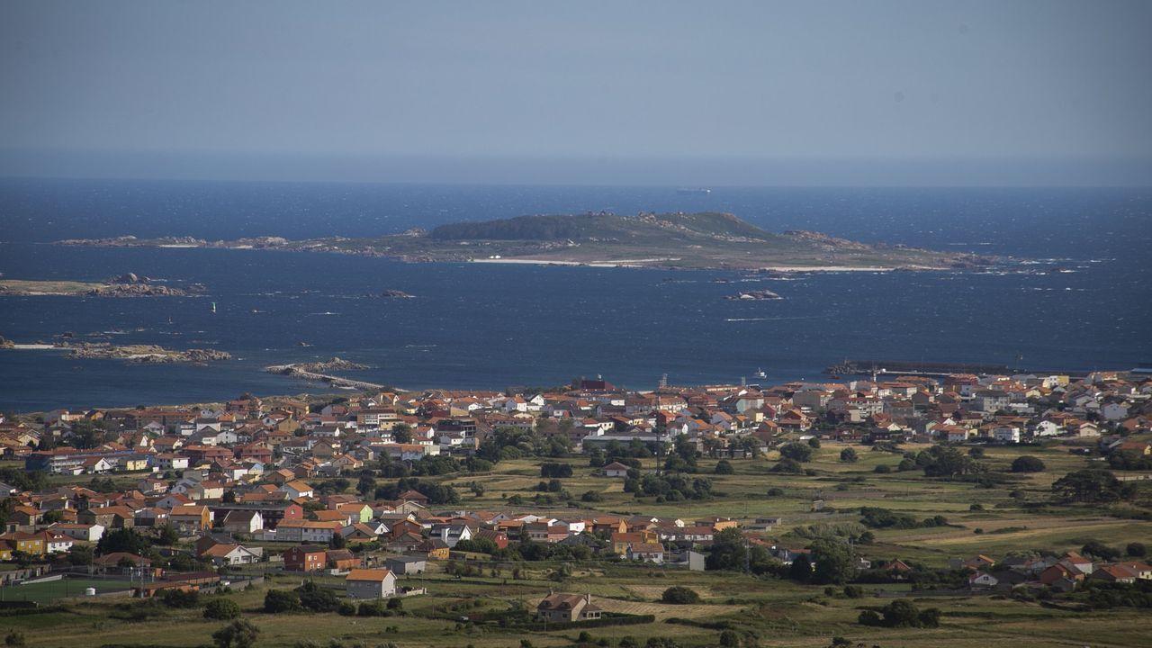 Imagen de archivo de extracción de mejilla en A Coruña