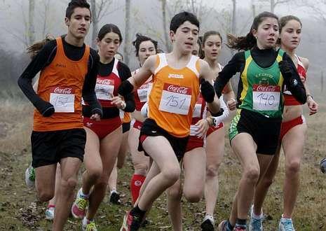 Los corredores competirán por la mañana en el circuito de As Lamas, en Monforte.