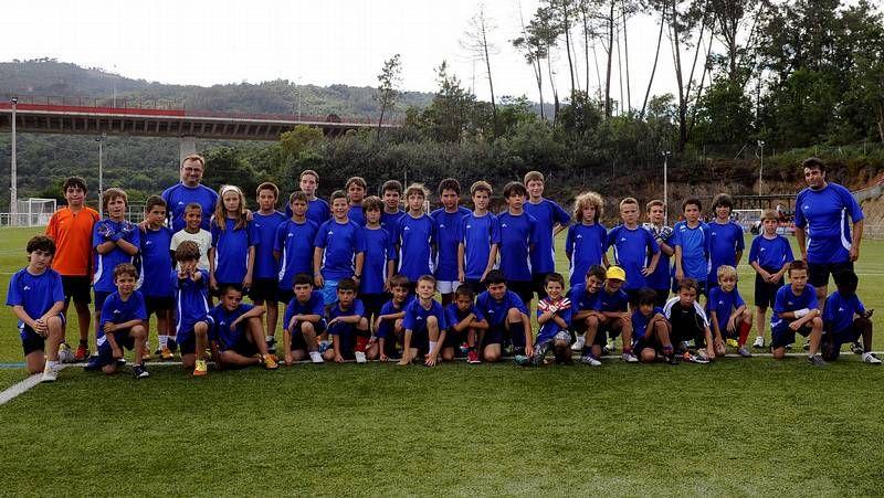 Entrenamiento del Deportivo de La Coruña en Abegondo tras jugar en Lugo.Seoane, contra el Mallorca