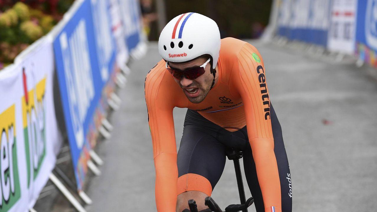 Chris Froome da positivo por dopaje en la Vuelta a España 2017