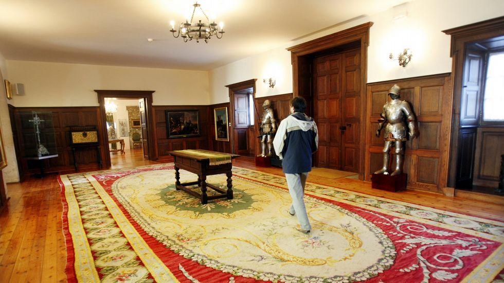Museo de castrelos. 5.952 visitas. El señorial pazo es segundo. Ademá de pintura europea, exhibe piezas de mobiliario de varias épocas y artes decorativas.
