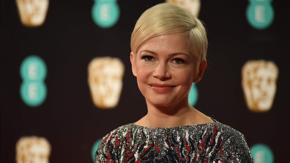 La actriz Michelle Williams