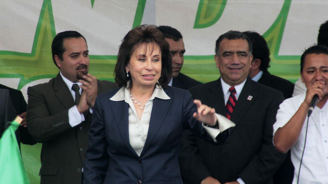 Sandra Torres concurrirá por segunda vez a las presidenciales tras ser derrotada en el 2015 frente a Morales