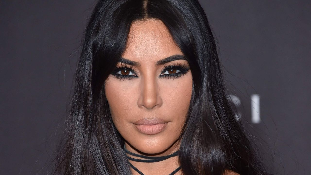 Kim Kardashian y Kanye West en una imagen de archivo.