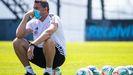 Óscar García espera que su equipo se meta rápido en la dinámica de una liga que ve cargada de incógnitas