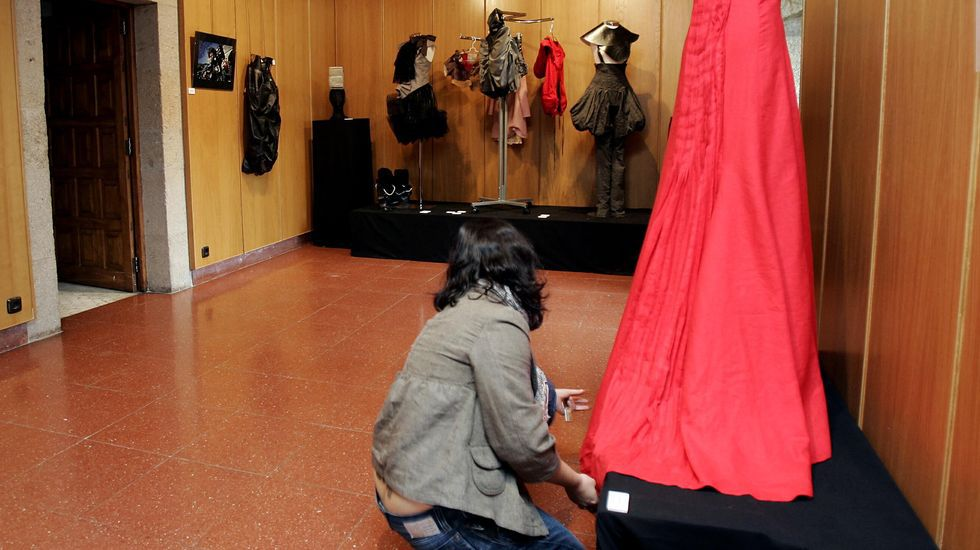 La escuela Mestre Mateo, centro público de Santiago, ya ofrece estudios superiores de Deseño de Moda