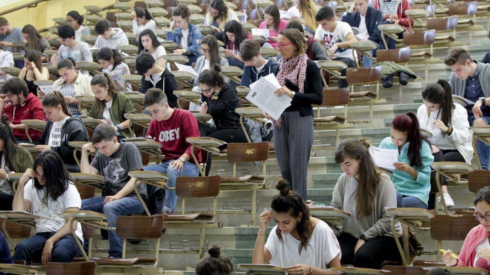 ERASMUSH.Andaina, el colegio donde se aprende en los pasillos, que protagonizó uno de los reportajes sobre centros innovadores