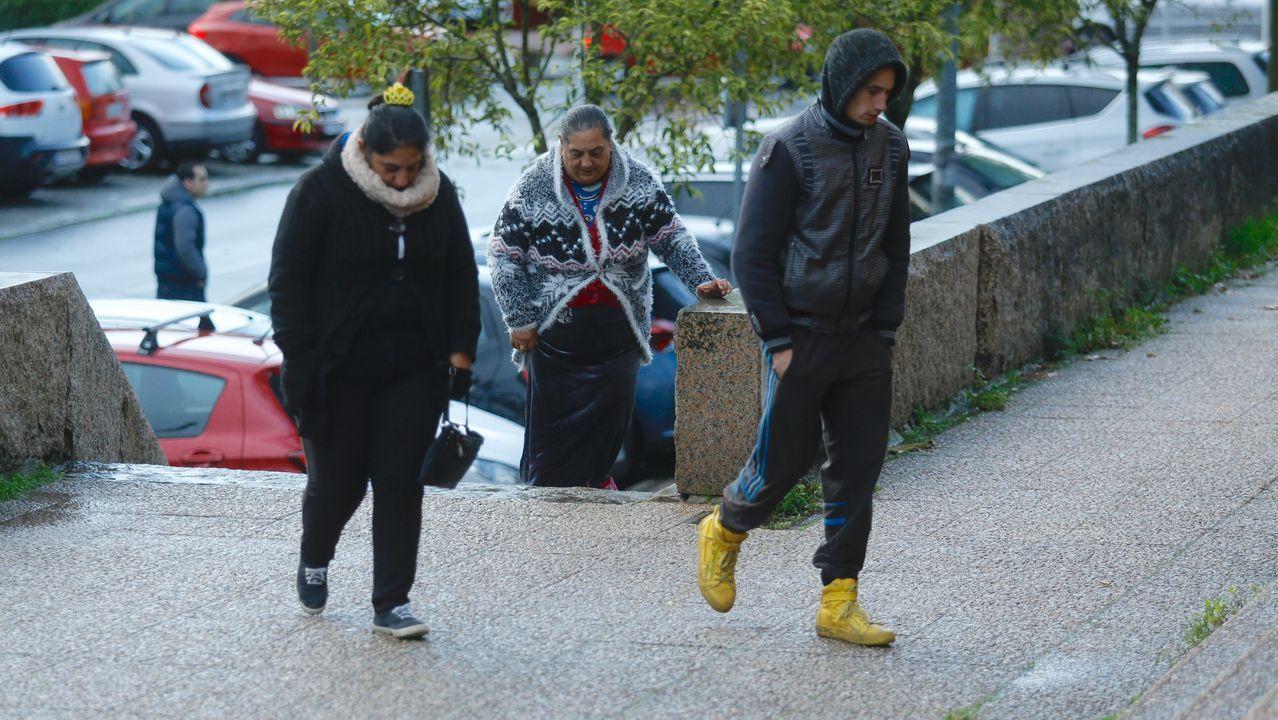 En la tercera jornada del juicio declararon como testigos varios feriantes de la fiestas de A Pobra