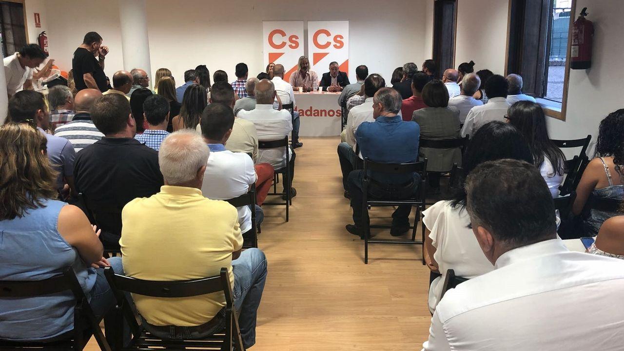 El pleno de constitución del Área metropolitana de Vigo tuvo lugar el 1 de diciembre de 2016