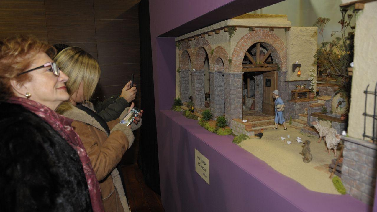 Los nacimientos de Ferrol y la comarca