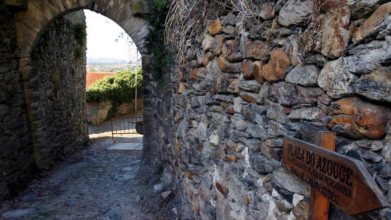 Zona de ámbito judío del conjunto monumental de Monforte