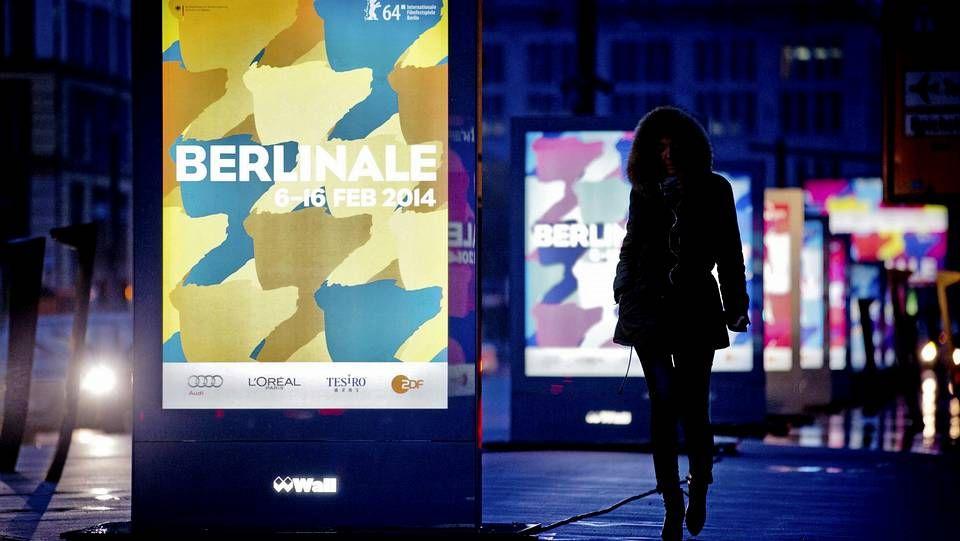 Berlinale 2014: Pistoletazo de salida para el glamour de la alfombra roja.Los carteles de la Berlinale ya decoran Berlín