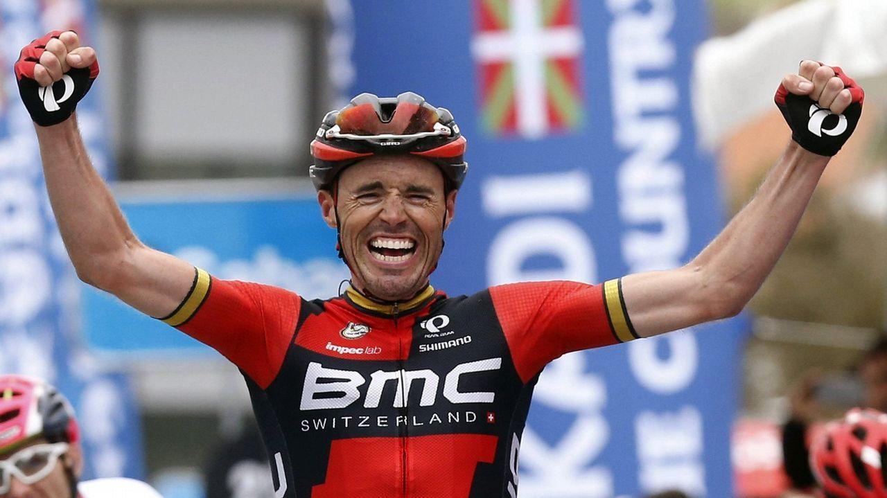 «Ganar el Tour de Francia fue como agarrar un sueño con mi mano».Ilias Fifa, en una imagen de archivo