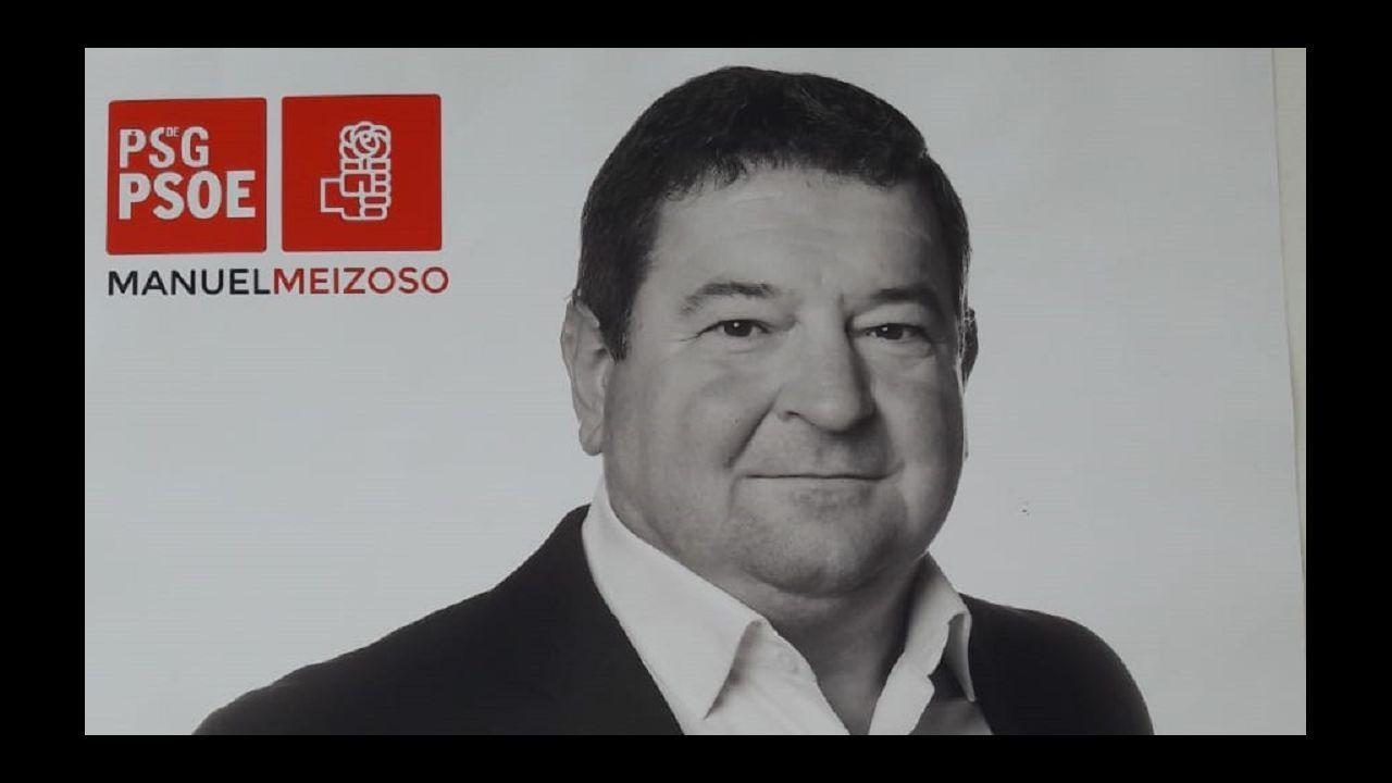 Entrevista a Adrián Barbón, candidato del PSOE.Sari Alabau fue elegid presidenta de Asfedro hace ahora un año