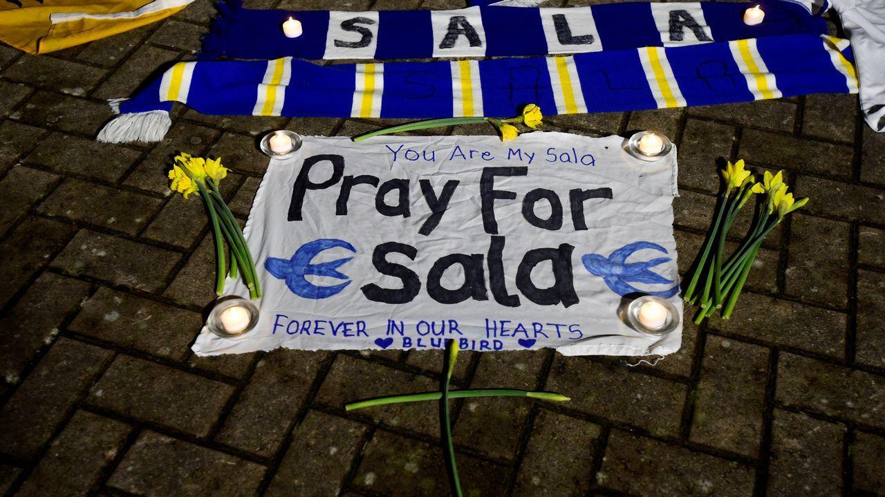 Suspenden la búsqueda de Emiliano Sala después de tres días de rastreos infructuosos