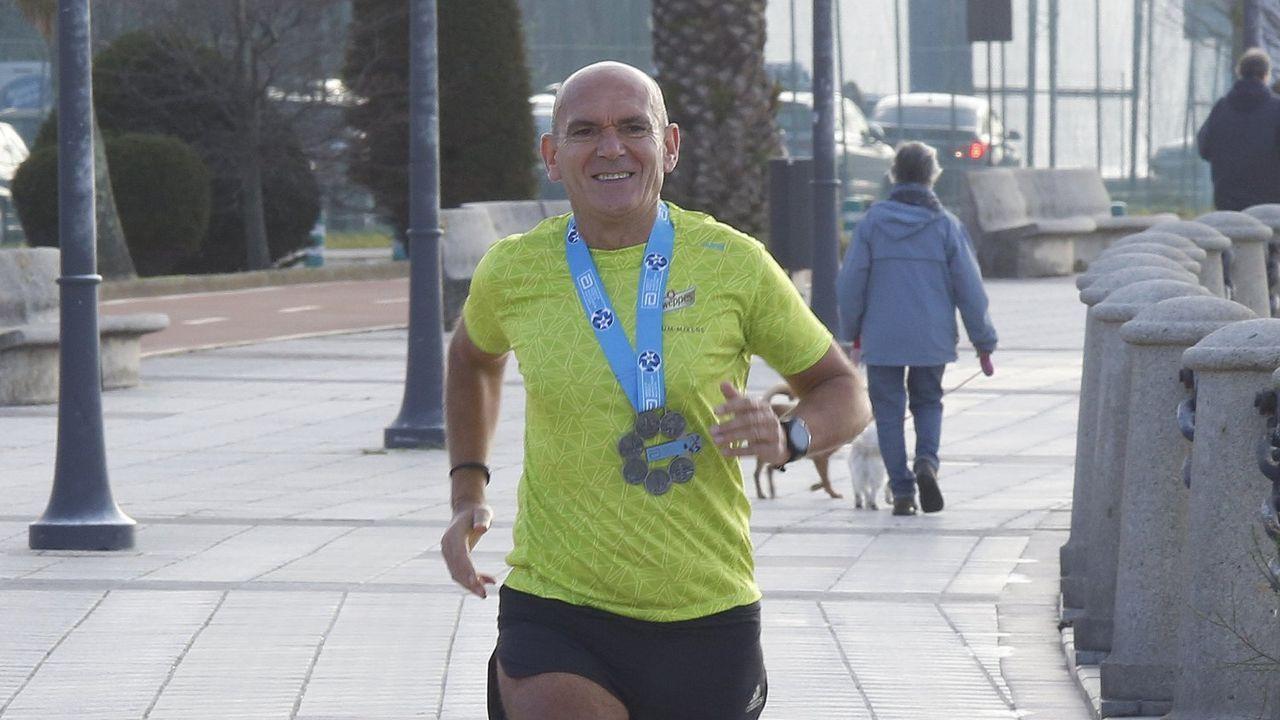 EN DIRECTO: primer positivo por coronavirus en Galicia. La consellería informa de todos los detalles.Giorgi Gigashvilli ofrecerá un concierto de música clásica en el Círculo de las Artes