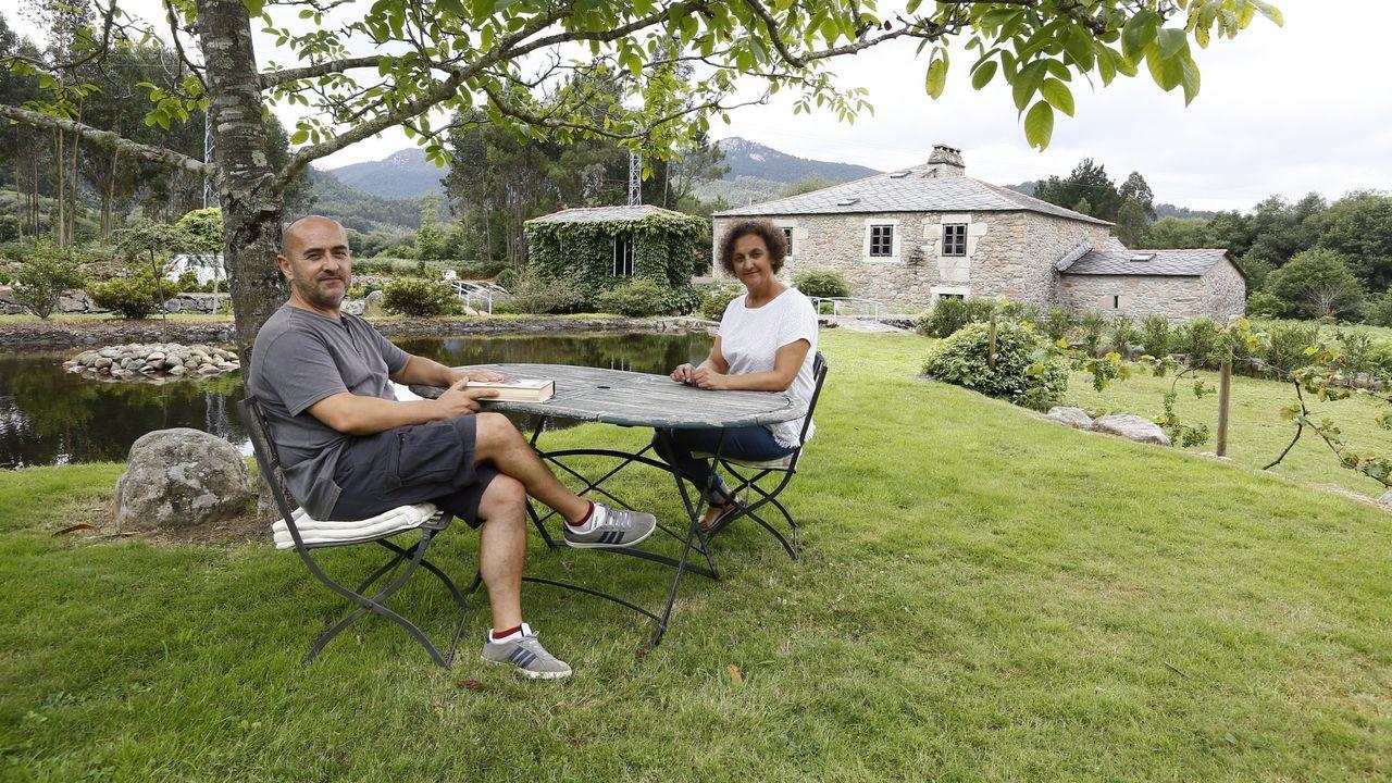 slow.Mari Luz Pena es la copropietaria de Casa do Batán, en Viveiro, y miembro de Turismo Slow Norte de Galicia