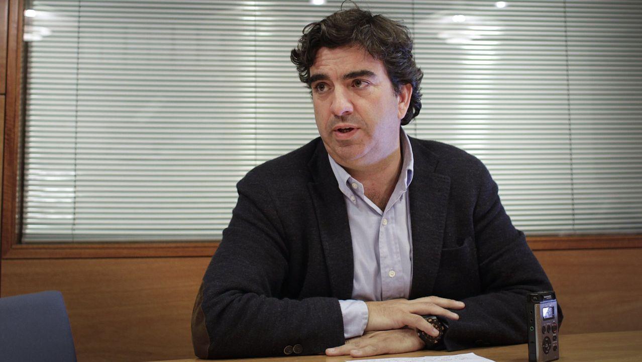 En directo | Sigue el pleno ordinario del Ayuntamiento de A Coruña.Los candidatos de las siete ciudades gallegas en las municipales del 2019; tras los comicios varios de ellos han tenido que dar un paso atrás