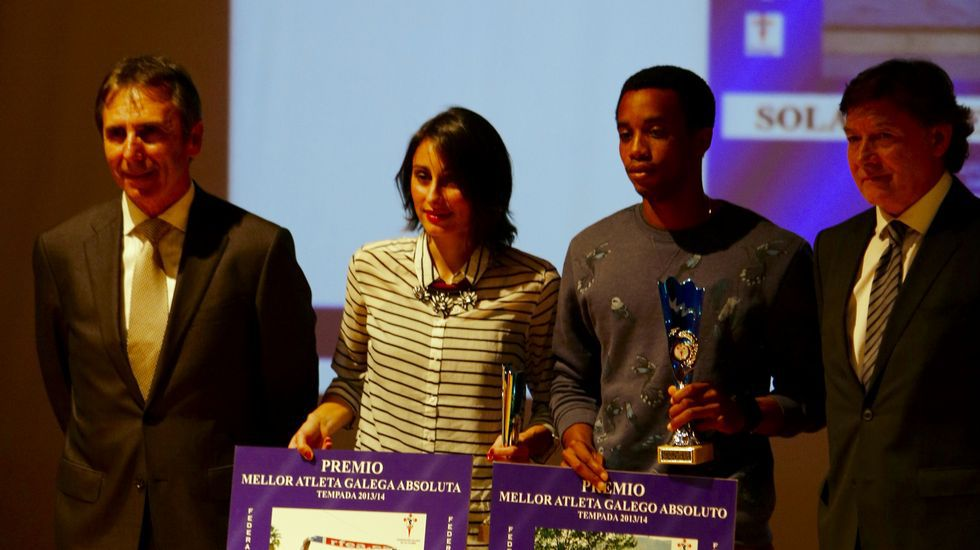 Saleta Fernández aspira a conquistar todos los campeonatos en los que participará esta temporada