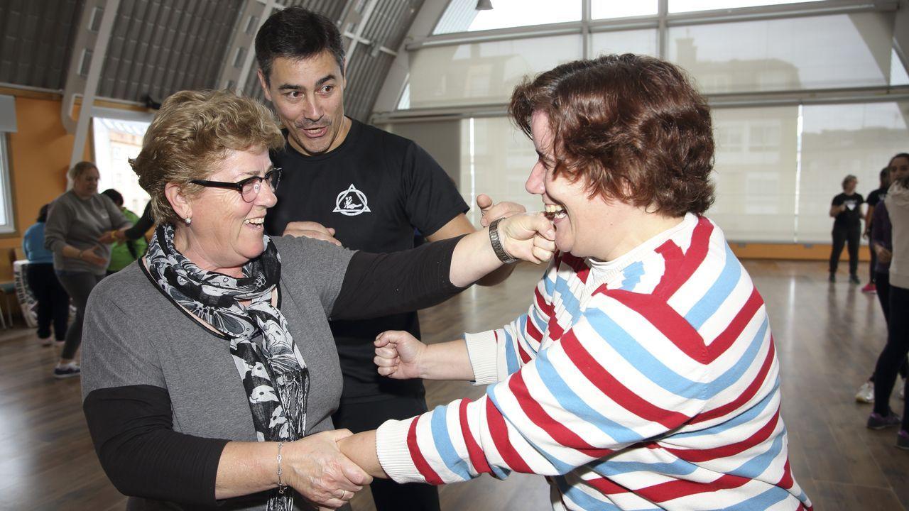 museos.Obradoiro de autodefensa para mujeres en Carballo