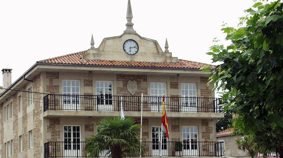 Ángel Luis Utrera vive en el municipio de Agolada