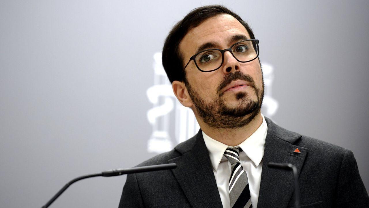 Garzón acusó a Felipe VI de maniobrar para derribar al Gobierno