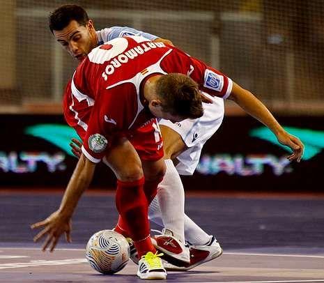 El Santiago ofreció una buena imagen en la Supercopa.