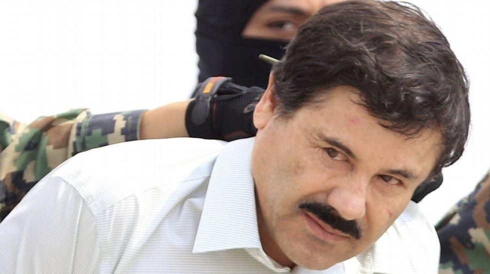 El audio del momento de la fuga del Chapo Guzmán.El Chapo Guzmán,en una imagen de archivo.