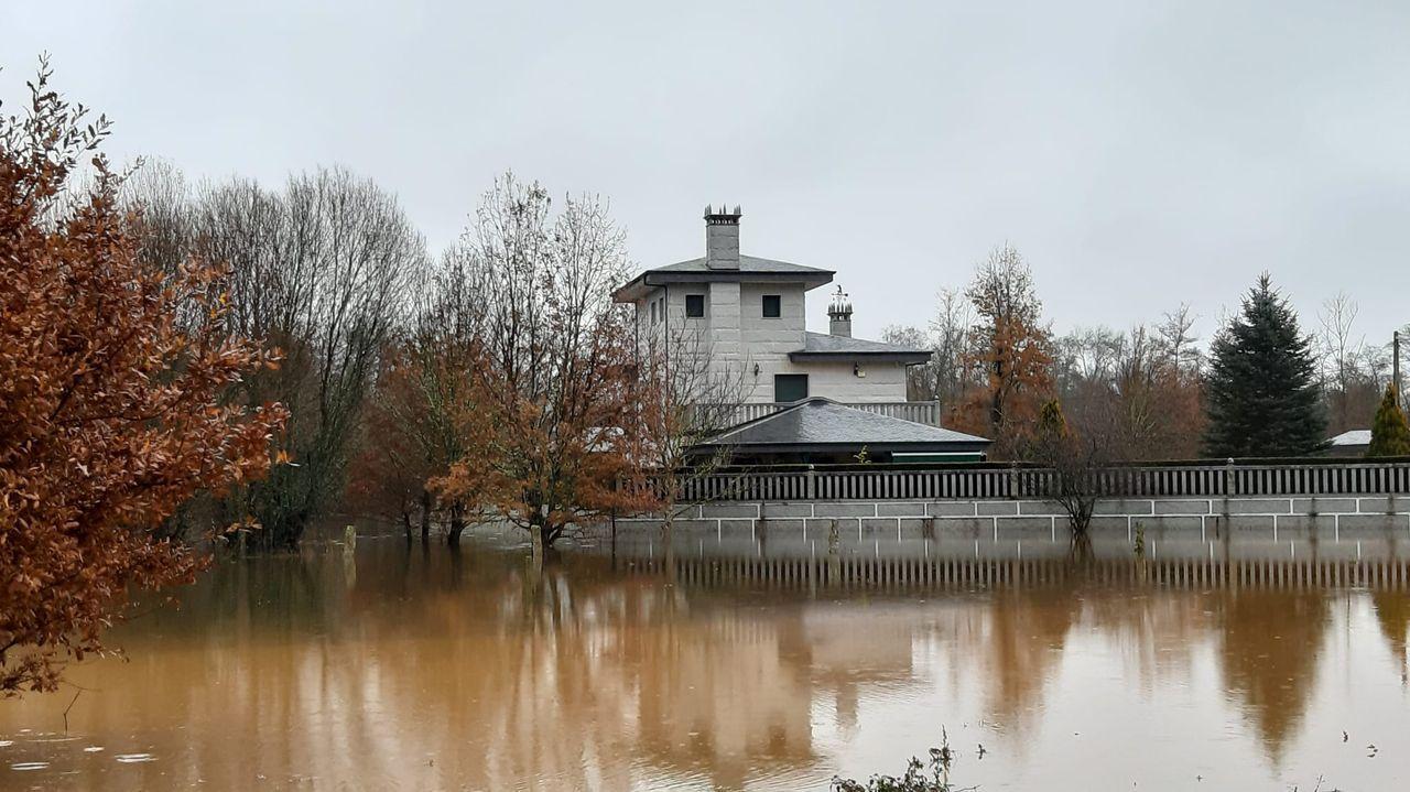 Inundaciones en A Limia