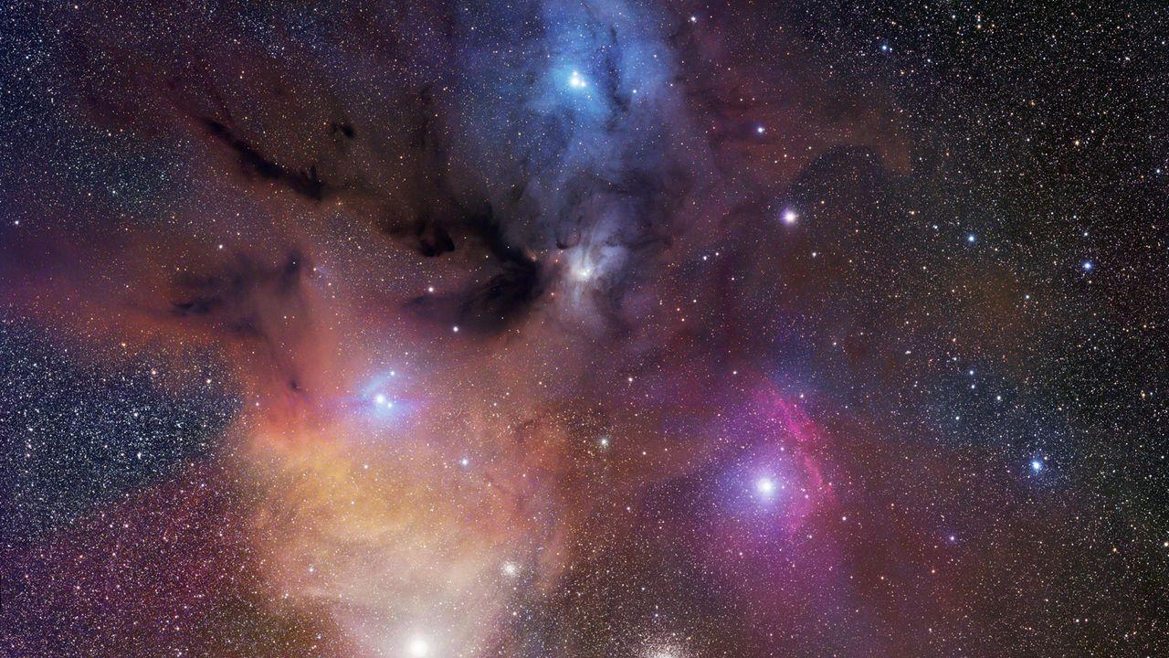 Ofiuco, a constelación na que se atopa HD 149143