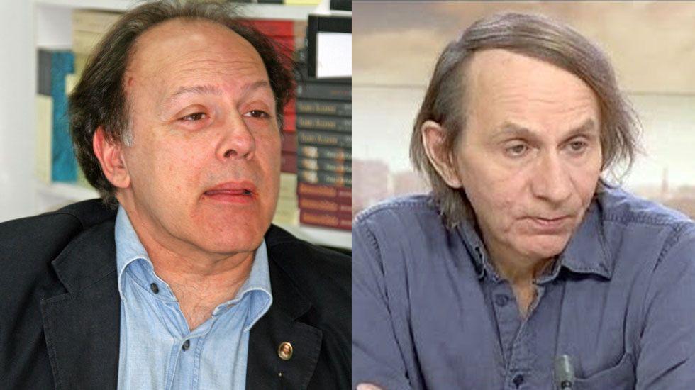 libros.Javier Marías y Michel Houllebecq