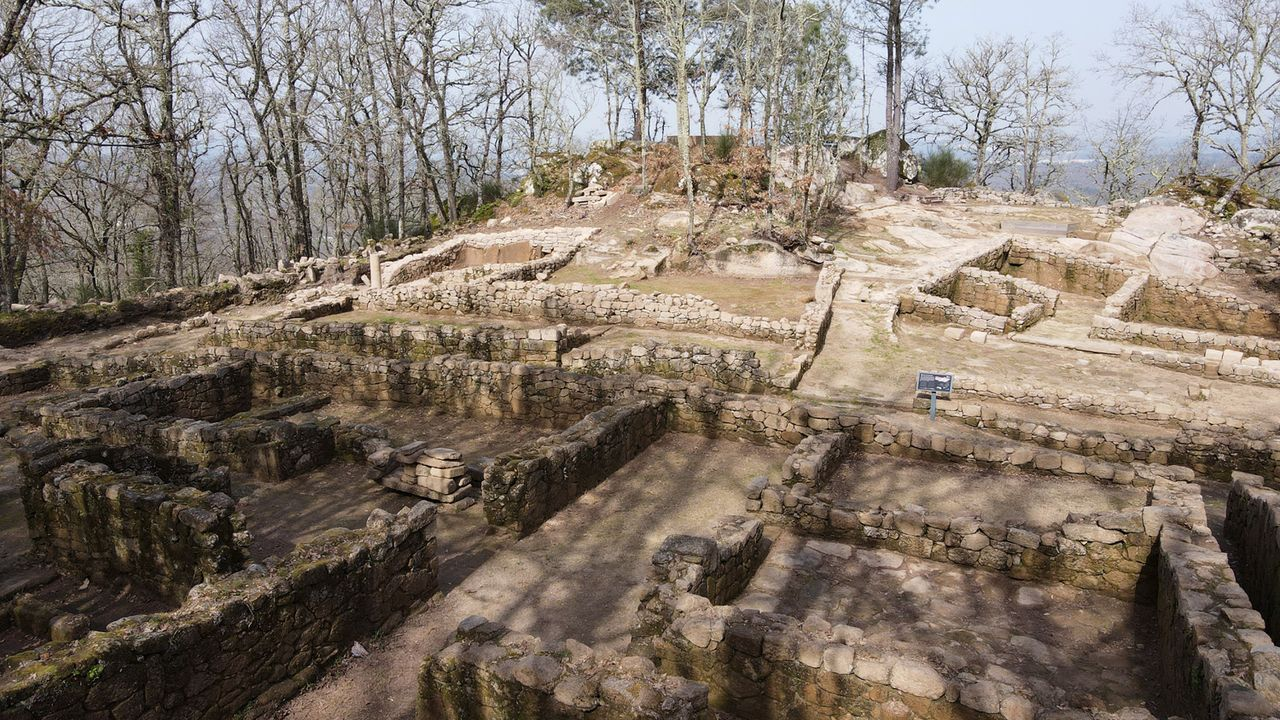 Se considera la segunda ciudad más importante de la Galicia romana