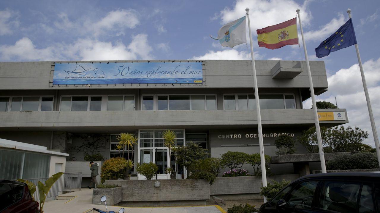 LABORATORIO DEL CENTRO NACIONAL DE INVESTIGACIONES ONCOLOGICAS (CNIO