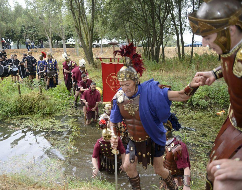 Romanos y castrexos mandan en Xinzo
